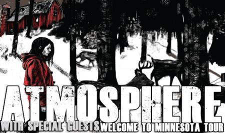 "Atmosphere ft. Prof, Mr. Gene Poole & Felipe Cuauhtli ""Minnesota Nice"""