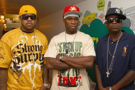 50 Cent, Lloyd Banks – Tony Yayo – I'll Be The Shooter