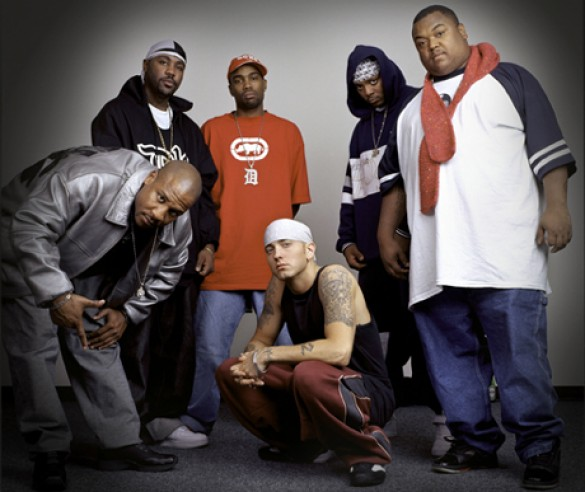 "D12 ft. Eminem ""Everyone Has Been Shot"""