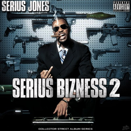 "Serius Jones ""Re-Up"""