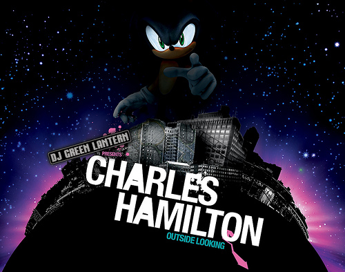 Charles Hamilton – Outside Looking – Mixtape
