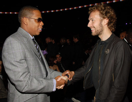 Coldplay ft. Jay-Z – Lost (RMX)
