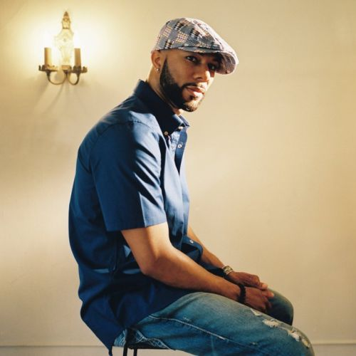 Common ft. Pharrell – Universal Mind Control
