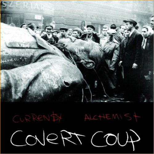 "Curren$y ""Covert Coup (FreEP)"""