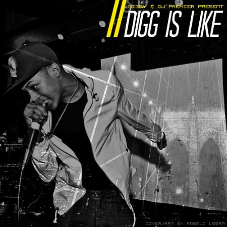 "Diggy Simmons ""Digg Is Like"""