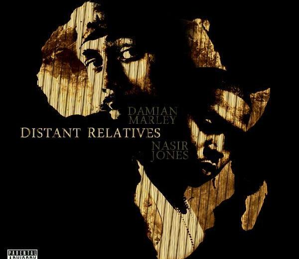 Nas – Damian Marley – Distant Relatives – Album