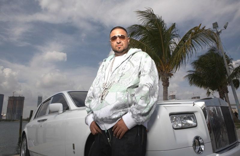 DJ Khaled – 106 n Park – Free Kanye West