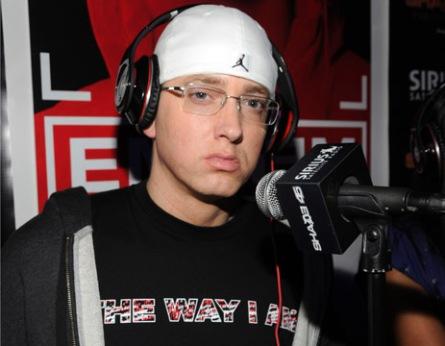 Eminem Interview w/ Tony Touch