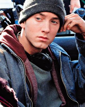 Eminem on 60 Minutes