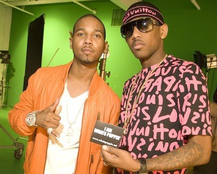 DJ Self ft. Fabolous, Juelz Santana, Red Cafe – Maino – Swag Surfin Freestyle