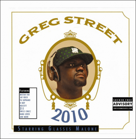Greg Street & Glasses Malone – 2010 (Mixtape)