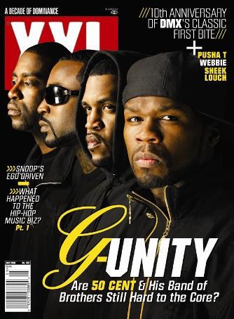 G-Unit – XXL cover