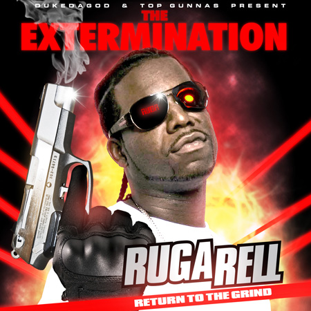 Hell Rell – The Extermination (Mixtape)