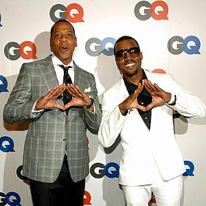 Kanye West & Jay-Z – That's My B****