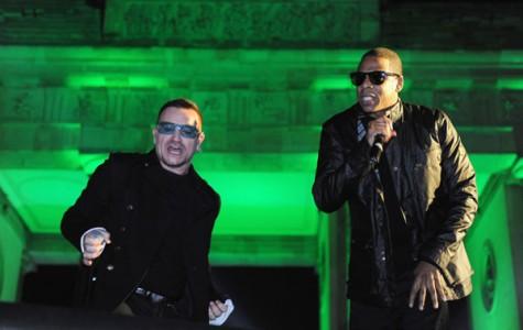 """U2 ft. Jay-Z """"Sunday Bloody Sunday (Live)"""""""