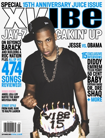 Jay Z – Official Vibe Covers