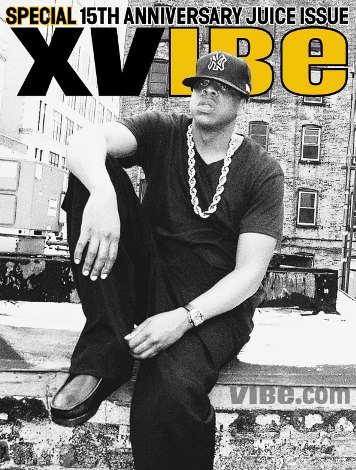 Jay Z – Cast Your Vote For The Vibe Cover