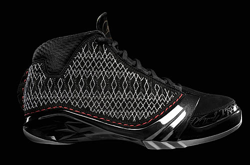 Latest pair of Michael's shoes on – Air Jordan XX3