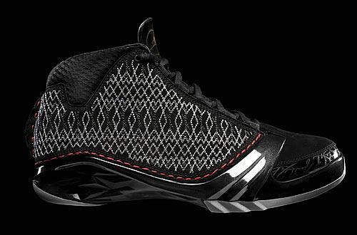 Latest pair of Michael's shoes on – Air Jordan XX3