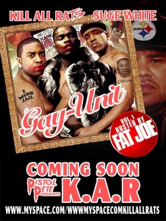 K.A.R. ft. Fat Joe – Victim (G-Unit Diss)