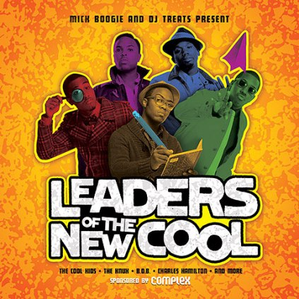 The Leaders of The New Cool (Mixtape)