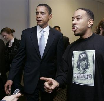 Ludacris Speaks On Barack Obama Win