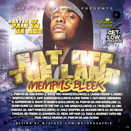 Memphis Bleek – Eat Off The Land (Mixtape)