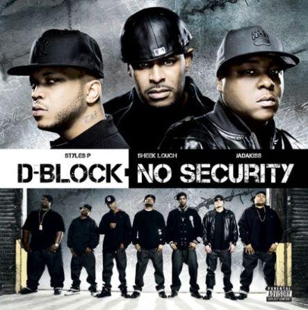 D-Block – No Security Cover