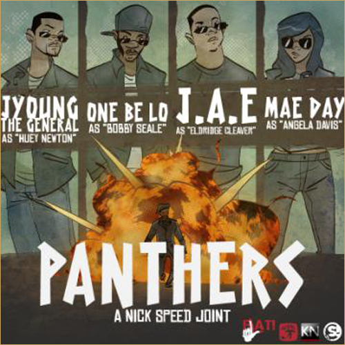 """JYoung the General ft. OneBeLo, Mae Day & J.A.E. """"Panthers"""""""