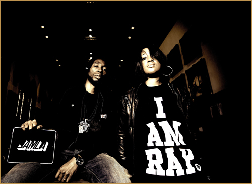 "Rapsody ""Lemme Think"" (Prod. By 9th Wonder)"