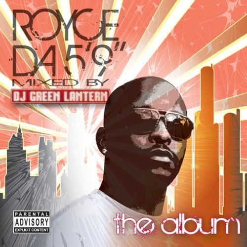 Royce Da 5'9 – The Album – Leaks