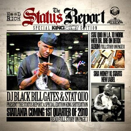 Stat Quo – The Status Report (Mixtape)