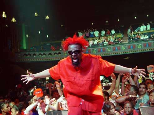 Tech N9ne – Red Nose – Video