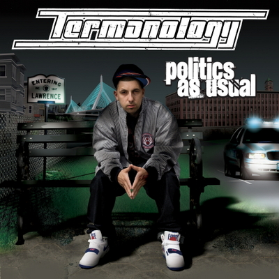 Termanology – Politics As Usual – Cover – Tracklist
