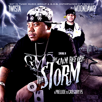 Twista – The Calm Before The Storm (Mixtape)
