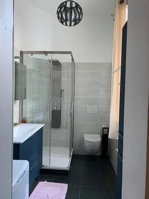 travaux et renovation de salle de bain