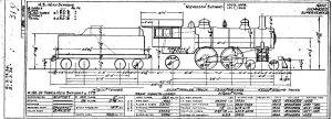 Illinois Central 1937 Lootive Diagrams