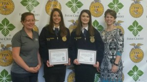 The Illinois AgriWomen are proud to support FFA members in their quest to learn more about about their industry through the Illinois FFA AgriScience Fair.