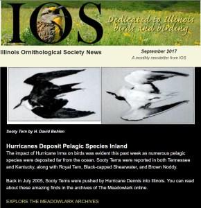 September 2017 IOS News
