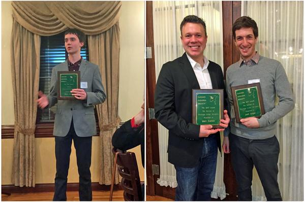CAS Award Recipients