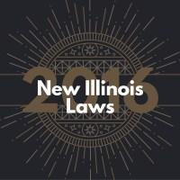 New Illinois laws 2016