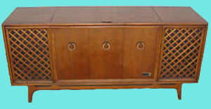 Zenith Stereo console 1964