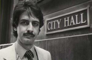 Ray Hanania, City Hall Reporter, (1976-1992)