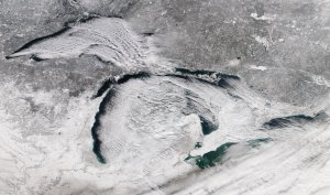 Credit: NOAA Will Global Warming Stop the Snow