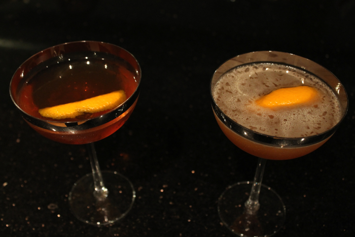 shaken stirred manhattan comparison (c) Ben Marcus
