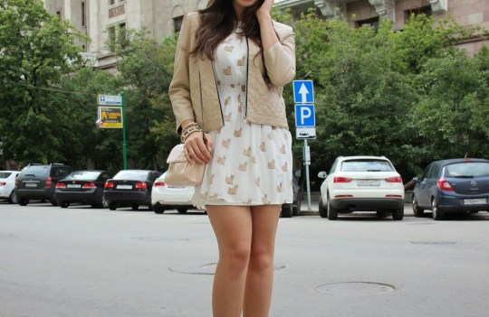 Outfit Of The Day – Cats In Moscow