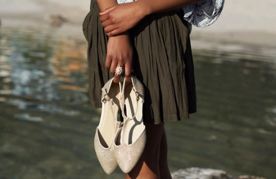 Outfit Of The Day + Giveaway – Summer In The City With Bronx Shoes