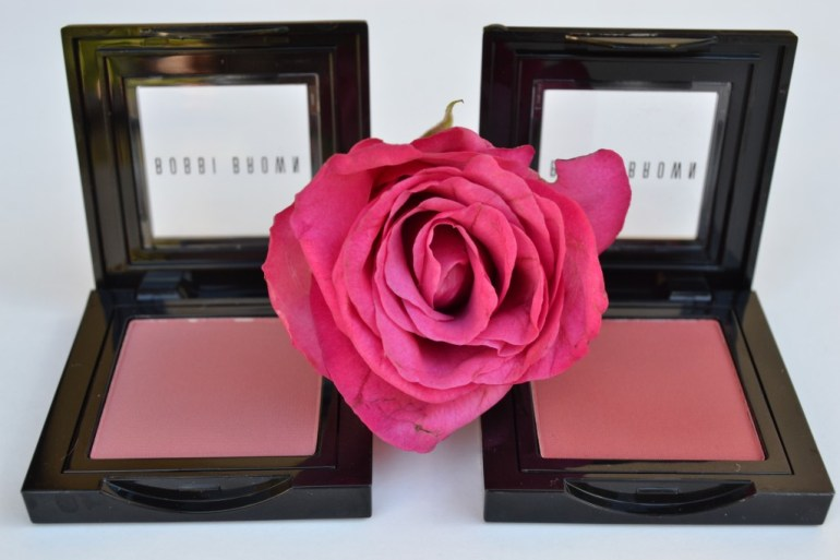 bobbi brown powder blush poppy rose petal