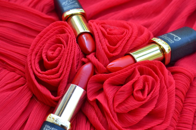 L'Oreal Pure Red