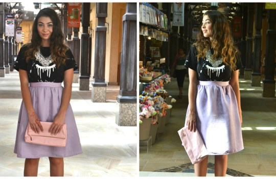 Outfit Of The Day- Carrie Bradshaw Souk Moments